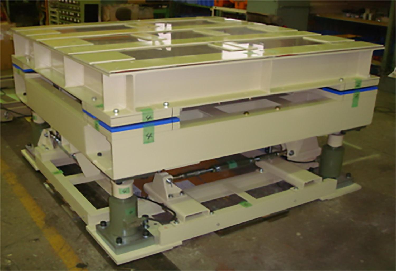 鋼材・重量物用計量機